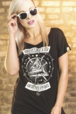 Archetype Apparel, AllSeeingEye Girlie