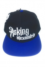 Asking Alexandria, Black/Blue Cap