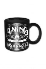 Asking Alexandria, Rock N Roll Ceramic Boxed Tasse