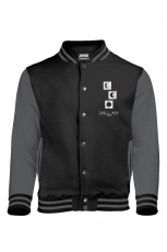 Asking Alexandria, The Black Original Art Collegejacke
