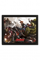 Avengers, Age Of Ultron 3D Bild