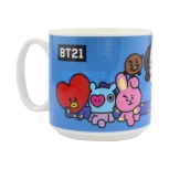 BT21 Tasse - Members Heat Change Mug