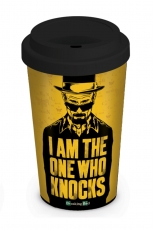 Breaking Bad, I Am The One Who Knocks  Coffee To Go Becher