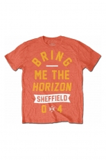 Bring Me The Horizon, Big Text Tee [Orange]