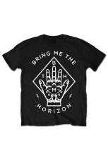 Bring Me The Horizon, Diamond Hand [Black]