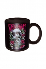 Bullet For My Valentine, Skull Red Eyes Tasse