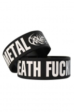 Carnifex, Death Metal Bracelet [Black]
