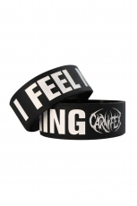 Carnifex, I Feel Nothing Bracelet [Black]