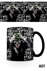 DC Comics, Killing Joke Heat Change Tasse