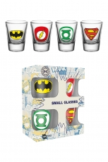DC Comics, Shotglas GLA0005 2cl