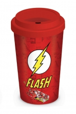 DC Comics, The Flash Coffee To Go Becher