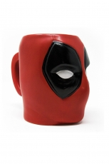 Deadpool, Head 3D Tasse