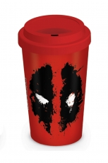 Deadpool, Splat Coffee To Go Becher