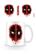 Deadpool, Splat Tasse