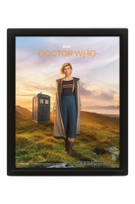 Doctor Who, 13th Doctor 3D Bild