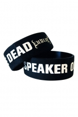 Emmure, Speaker Of The Dead Bracelet [Black]