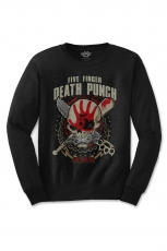 Five Finger Death Punch, Zombie Kill Longsleeve