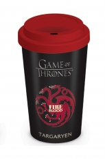 Game Of Thrones, House Targaryen Coffee To Go Becher
