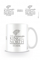 Game Of Thrones, King In The North Tasse