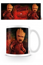 Guardians Of The Galaxy 2, Angry Groot Tasse