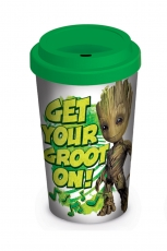Guardians Of The Galaxy, Get Your Groot On Coffee To Go...