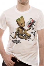 Guardians Of The Galaxy Vol 2, Groot & Tape