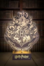 Harry Potter, Hogwarts Crest Light
