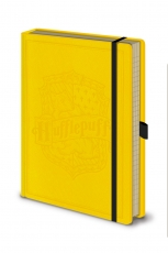 Harry Potter, Hufflepuff A5 Premium Notizbuch