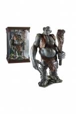 Harry Potter, Magical Creatures Statue Troll 19 cm
