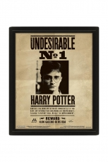 Harry Potter, Potter Sirius 3D Bild