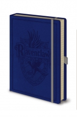 Harry Potter, Ravenclaw A5 Premium Notizbuch