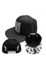 Hollywood Undead, Black/White Cap