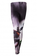 Injustice, Sublimation Print Legging Batman