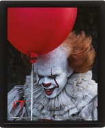 It, Pennywise 3D Bild