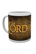 Lord Of The Rings, Logo Tasse