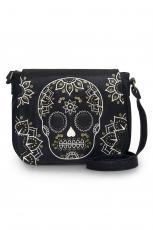 Loungefly, Skull Mandala X Body Bag