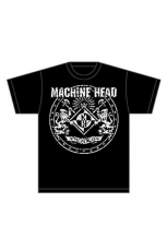 Machine Head, Classic Crest T-Shirt