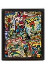 Marvel Comics, 3D Bild