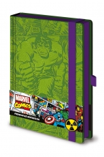 Marvel, Hulk A5 Notizbuch