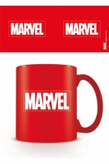 Marvel, Logo Red Tasse