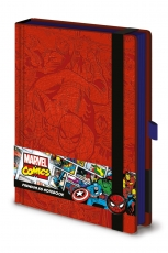 Marvel, Spiderman A5 Notizbuch