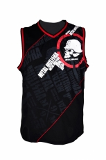 Metal Mulisha, Expedited Tank [Black|Red]