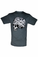 Metal Mulisha, Peeled Tee [Charcoal]