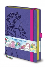 My Little Pony, Princess Sparkle A5 Notizbuch