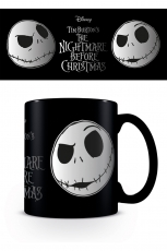 Nightmare Before Christmas, Jack Face Foil Tasse