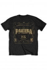 Pantera, 101 Proof T-Shirt