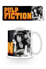 Pulp Fiction, Mia Tasse