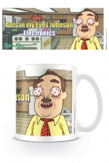 Rick And Morty, Ants In My Eyes Johnson Tasse