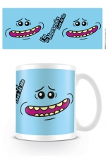 Rick And Morty, Mr Meeseeks Face Tasse