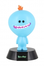 Rick And Morty, Mr Meeseeks Icon Light